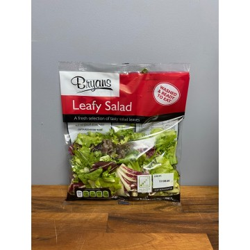 Bag of mixed Lettuce 100g