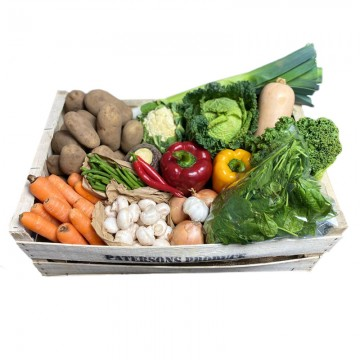 Deluxe Vegetable Box