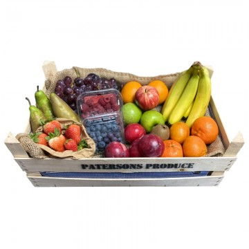 Fruit Box with Berries