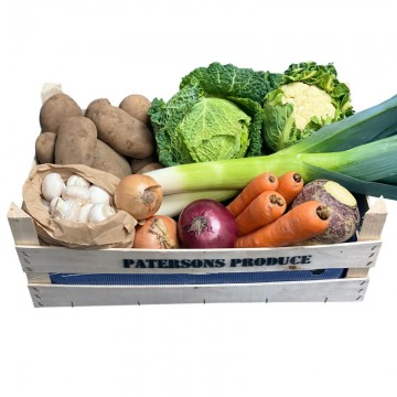 Essentials Vegetable Box