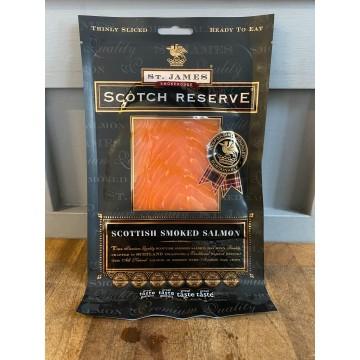 Smoked Salmon 100g