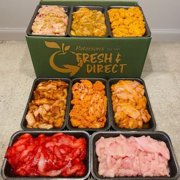 Marinated Chicken Pack