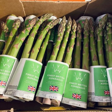 British Asparagus (bunch)