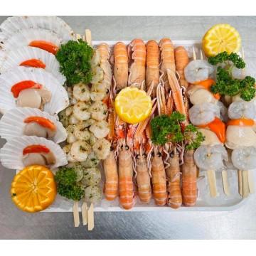 Fish BBQ Box