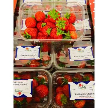 Strawberries (Punnet)...