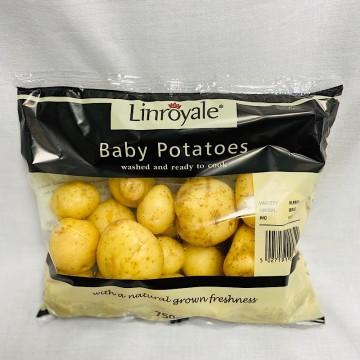 Linroyale New Baby Potatoes