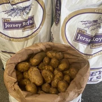 Jersey Royal Potatoes per...